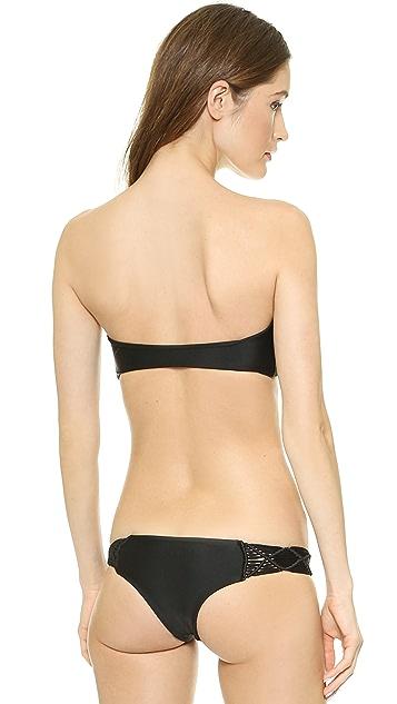MIKOH Reunion Bikini Top