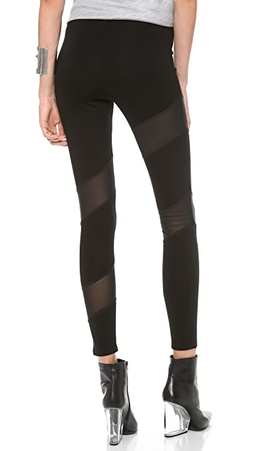Mila Hermanovski Shadow Leggings