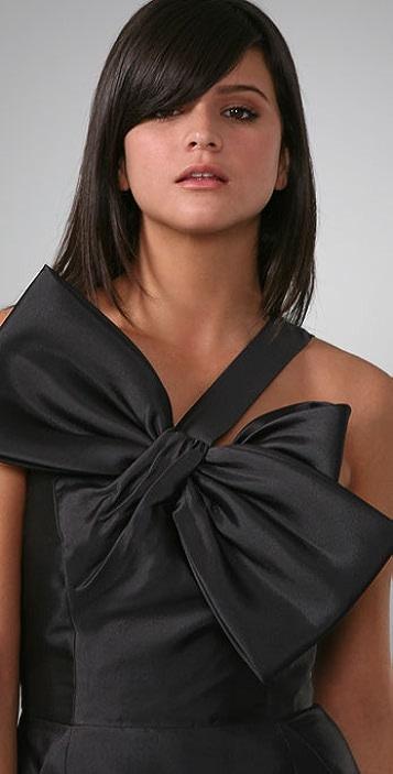 Milly Asymmetrical Tulla Dress