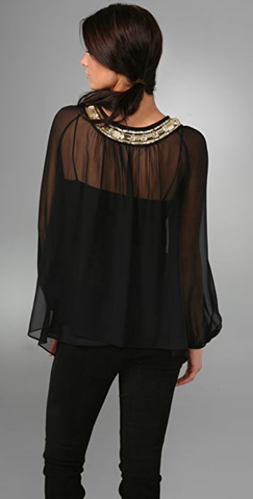 Milly Gemma Blouse
