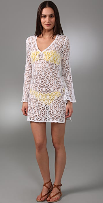 Milly Mykonos Crochet Cover-Up