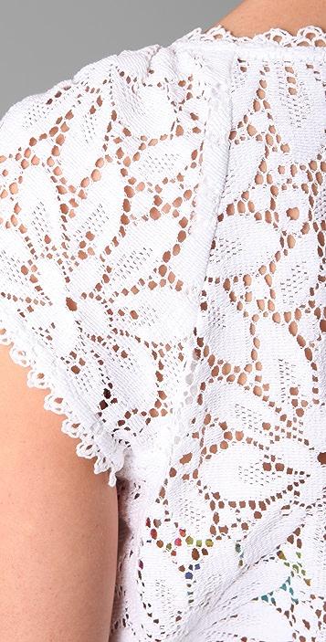 Milly Vallarta Crochet Cover Up