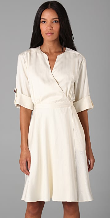 Milly Natalia Wrap Dress
