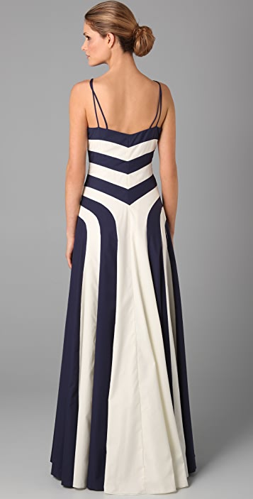 Milly Anais Hostess Dress