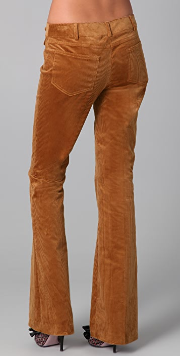 Milly Danna Corduroy Trousers