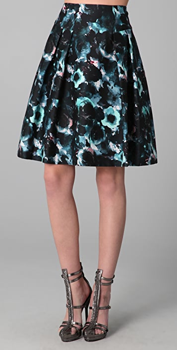 Milly Perlina Rose Party Skirt