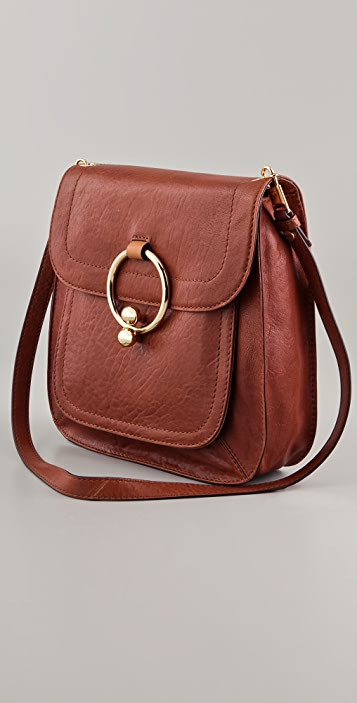 Milly Sienna Saddle Bag