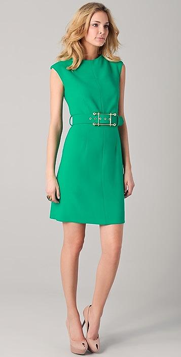 Milly Belted Joanne Dress