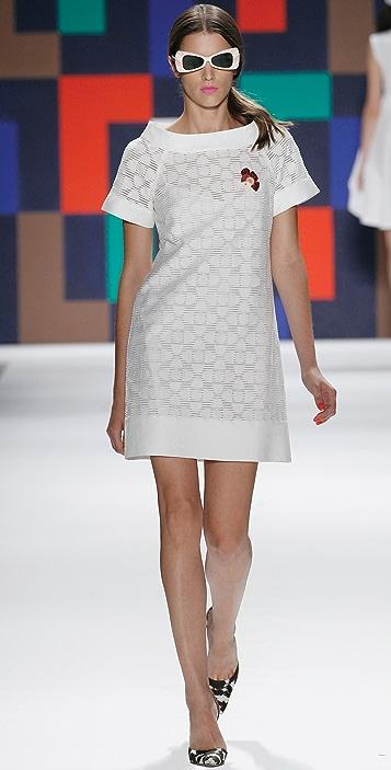Milly Gabriella Shift Dress