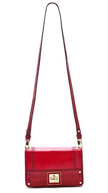 Milly Amelia Small Flap Bag