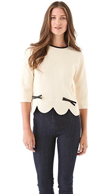 Milly Isadora Bow Top