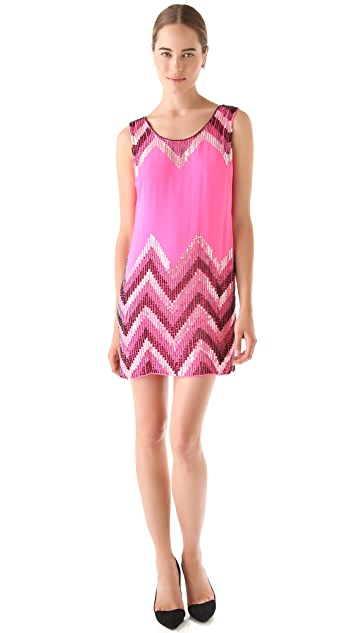 Milly Joselyn Beaded Dress