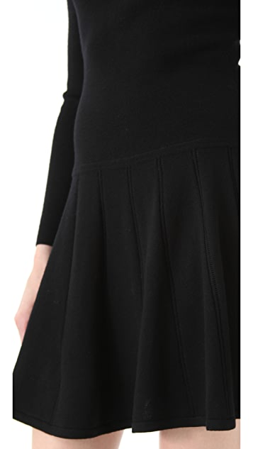 Milly Sandra Sweater Dress