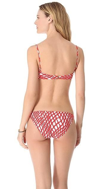 Milly Maxime Bikini Top