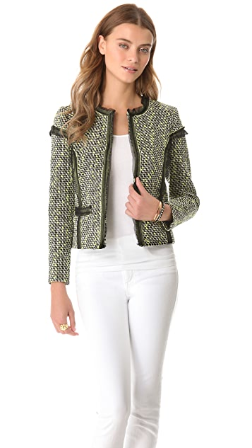 Milly Lia Trim Jacket