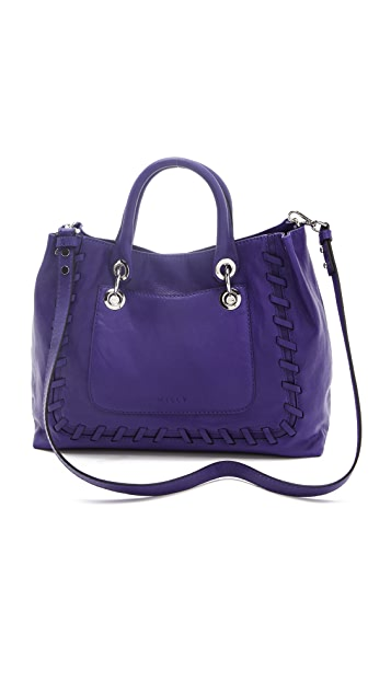 Milly Sydney Whipstitch Tote