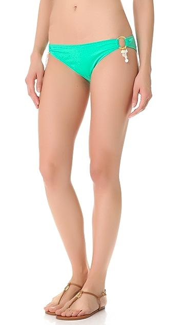 Milly Antibes Bikini Bottoms