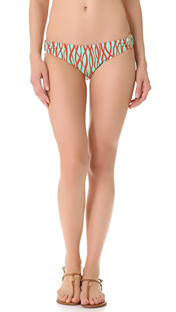 Milly Barbados Bikini Bottoms