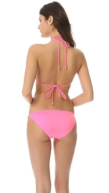 Milly Laguna String Bikini Top