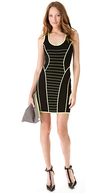 Milly Camille Body Con Dress