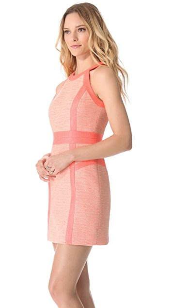 Milly Piped Strappy Dress