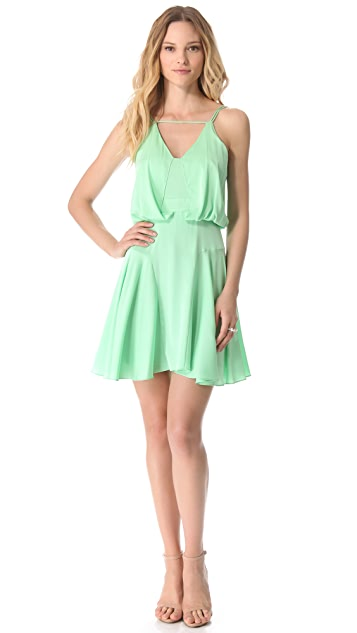 Milly Bar-Tank Dress