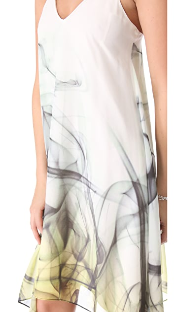 Milly Delaney V Dress