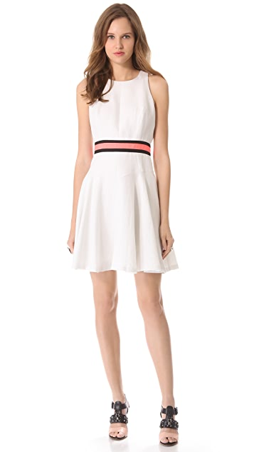 Milly Sleeveless Circle Dress