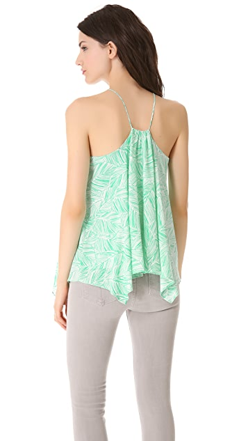 Milly Gathered Neck Tank