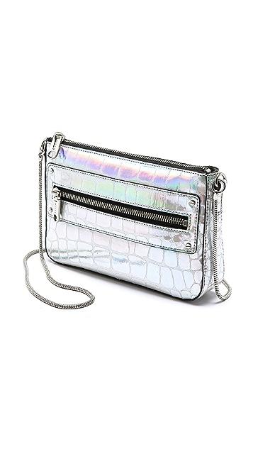 Milly Tatum Metallic Mini Bag