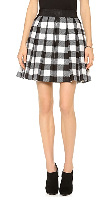 Milly Pleated Skirt