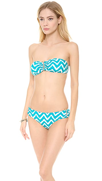 Milly Elsie Bay Bandeau Bikini Top