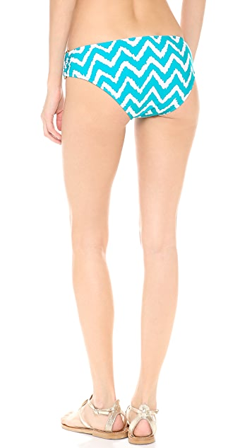 Milly Elise Bay Bikini Bottoms