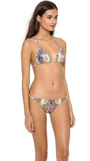 Milly Punta Cana String Bikini Top