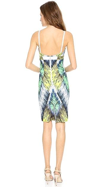Milly Cutout Sheath Dress