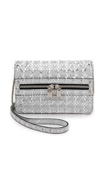 Milly Bowery Hologram Cross Body Bag
