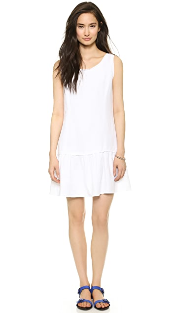 Milly Drop Waist Tank Dress