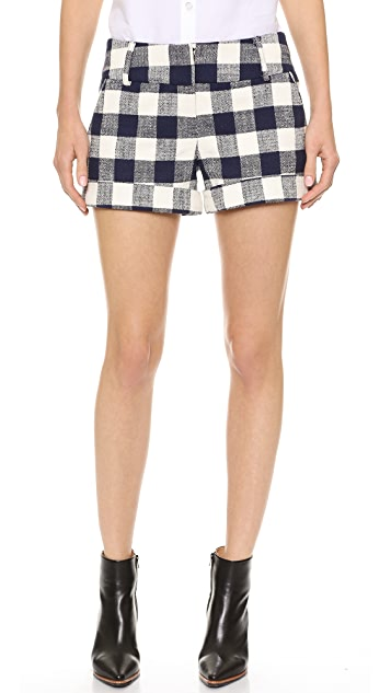 Milly Cuff Shorts