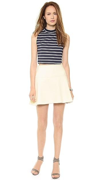 Milly Flare Skirt