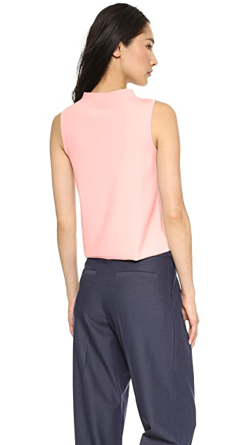 Milly Funnel Neck Tank