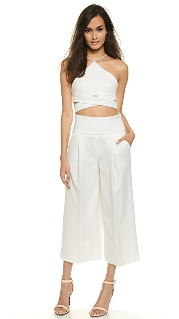 Milly Wide Leg Pants
