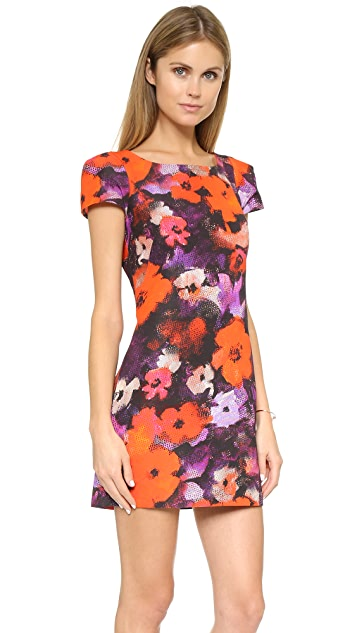 c4f2dc35f9 Floral Print Chloe Dress