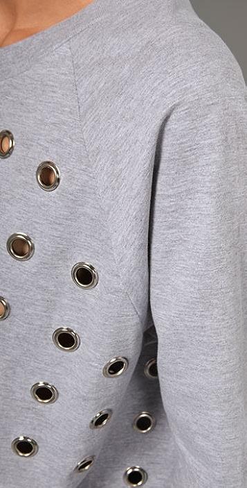 MINKPINK Eye Spy Sweater