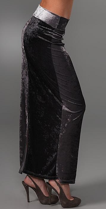 MINKPINK Total Eclipse Long Skirt