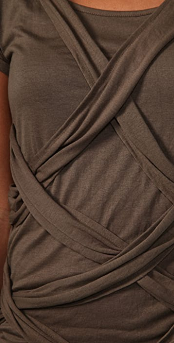MINKPINK Mummified Tee Dress