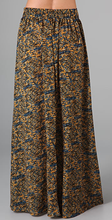 MINKPINK Mozambique Long Skirt