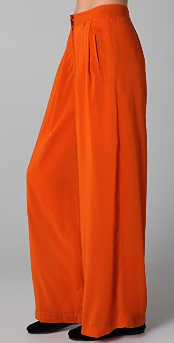 MINKPINK Marrakech Flare Wide Leg Pants