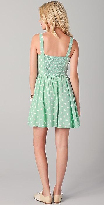 MINKPINK Peppermint Pattie Dress