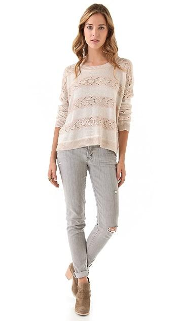 MINKPINK Golden Rule Sweater