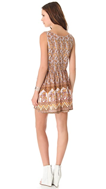 MINKPINK Worship and Dance Dress